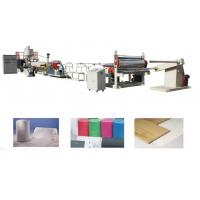 Wholesale Antistatic Pe Foam Extruder , EPE Foam Sheet Making Machinery from china suppliers