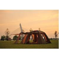 Buy cheap Large tent for family with 6-12 person----go camping with  a bigger  tent! from wholesalers
