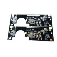 "Wholesale 4 Layers GPS Automotive PCB Board 1OZ ENIG 1-2U"" / FR-4 / Aluminum / Copper from china suppliers"