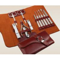 Wholesale Manicure Nails Set High Quality Stainless steel with Exquisite Gift Packaging from china suppliers