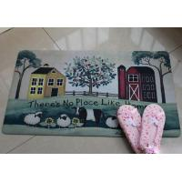 Wholesale Eco-Friendly Soft Rubber Floor Carpet , Durable Rubber Door Mat from china suppliers