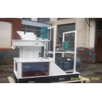Wholesale 55KW Ring Die Wood Pellet Machine 600~800KG/H Capacity , CE Certificate from china suppliers