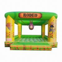 Wholesale Toddlers Inflatable Bouncer, Advanced Techniques, High-tech Equipment, Customized Designs Welcomed from china suppliers