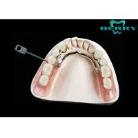 Wholesale Lock Dental Attachments Dentures Teeth With Strong Corrosion Resistance from china suppliers