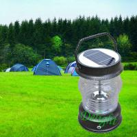 Wholesale Cheap LED Solar Camping Lantern (DL-SC02) from china suppliers