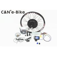 Wholesale 5000W Electric Bicycle Conversion Kit For High Power Fast Speed E Bike from china suppliers