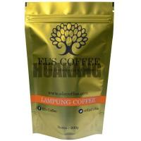 Wholesale Food Grade Gold Coffee Packaging Bags Aluminum Materials 9 Colors Printing from china suppliers