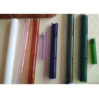 Wholesale Colored Borosilicate 3.3 Glass Tubes Glass Pipes Glass Pipes for Glass Blowing from china suppliers
