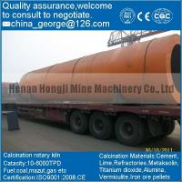 Wholesale slag rotary kiln from china suppliers