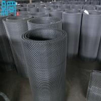 Wholesale Aluminum/Carbon Steel/Stainless Steel #5x5 Crimped Wire Mesh (0.58-2.0mm wire diameter) from china suppliers