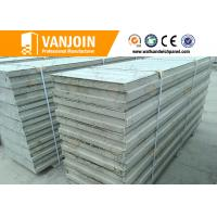 Wholesale non-asbestos eps concrete sandwich panel board for tiny prefab house from china suppliers