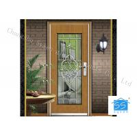 Quality Door Decorative Panel Glass 033 Type 8-25mm Thickness Sound Insulation for sale