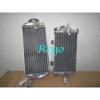 Wholesale High Efficiency Aluminum Motorcycle Radiator , Universal Motorcycle Radiator from china suppliers