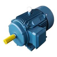 Wholesale Big Power 340HP / 250kw 3 Phase Induction Motor With Cast Iron Housing For Mixer from china suppliers