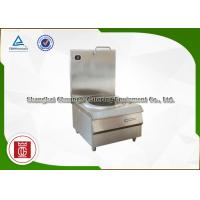 Wholesale Single Stove Microlite Flat Top Induction Wok On Stand Stainless Steel 304 from china suppliers