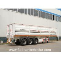 Wholesale CNG Tube Trailer with additional gas - filling devices and continous heat treatment tube from china suppliers