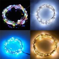 Wholesale Best Promotion 10m 100 LED USB Operated Copper Wire Flexible String Fairy Light christmas Wedding Holiday Party Decor La from china suppliers
