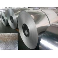 Wholesale DX51D Prime Hot Dipped Galvanized Steel Coils , galvanized metal strips EN10327 from china suppliers