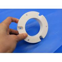 Wholesale Industrial Zirconia 99 Al2O3 Ceramic Pipe Fittings Flange Bearings for Machine Parts from china suppliers