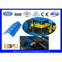 Quality 11Kw Rain Gutter Making Machine / Cold Roll Forming Machine High Speed for sale