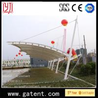 Wholesale Large Span Car Canopy Tents Waterproof Car Park Shade Structures Heat Insulation from china suppliers