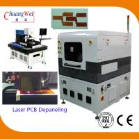 Wholesale High Accuracy FPC / Rigid - Flex PCB Laser Depaneling Machine 10W / 12W from china suppliers