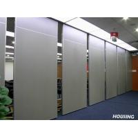 Wholesale MDF Movable Partition Walls With Steel Plate and Glass Color from china suppliers