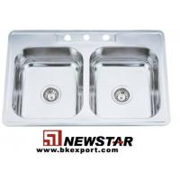 Buy cheap Sell Stainless Steel Sink Using in Kitchen from wholesalers