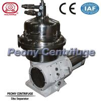 Wholesale Three Phase Disc Stack Centrifuge Milk Purifying Machine Dairy equipment from china suppliers