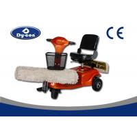Wholesale Spring Pressure Floor Dustcart Scooter Machine 24V 40AH Battery Operated from china suppliers