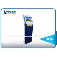 Wholesale IR Touch Screen Church Interactive Information Kiosk Floor Standing High Performance from china suppliers