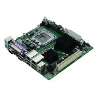 Wholesale 10 COM , 2 LAN , 8 USB2.0 Mini ITX Industrial Motherboard Intel LGA775 G41 CPU from china suppliers