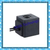 Wholesale Electric Solenoid Valve Coil 24 Voltage DC Solenoid Coil in Flying Lead Type from china suppliers