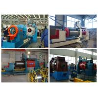 Wholesale HWJ300mm Wedge Wire Oil Well Screen Welding Machine With Mitsubishi System from china suppliers