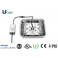 Quality 120W Outdoor Waterproof Led Gas Station Lights 400w MH / HPS / HID Replacement for sale