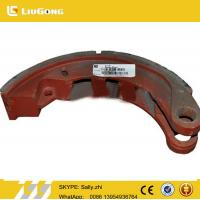 Wholesale original Liugong Road Grader CLG414 Spare Part ,   Brake Shoe SP109957 for liugong wheel loader from china suppliers