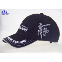 Wholesale Fashion Cotton Embroidery Cricket Baseball Cap from china suppliers