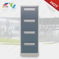 Quality Vertical filing cabinet steel material 4 drawer,A4/F4 Files available,white/light grey/black color/ KD structure for sale