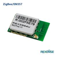 Wholesale Ultra-compact  low-power 2.4 GhZ IEEE 802.15.4  Standard ZigBee SMD Module REX3S green from china suppliers