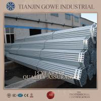 Wholesale Swivel coupler scaffolding galvanised steel tube HDG 1.8mm - 4.0mm Thickness from china suppliers