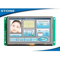 Wholesale Stone HMI ROHS TFT CPU rs232 serial lcd display module for Industial from china suppliers