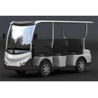 Wholesale High End 5.0KW Motor Electric Shuttle Car / Tour Bus For Eight Passengers from china suppliers