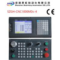 Buy cheap four axes  1um precision support PLC & external MPG  for Milling CNC Controller from wholesalers