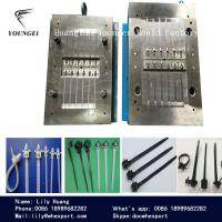 Wholesale cable tie  mould manufactory in china from china suppliers