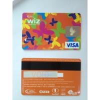 Wholesale Prepaid custom visa smart debit card in butterfly design standard size from china suppliers