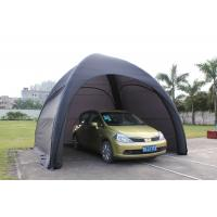 Wholesale Car Shelter Inflatables Tent UV Resistance Thread 0.11 TPU Bladder Storage Shed Tents from china suppliers