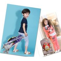 Wholesale Boys Lovely Kids Hard Case Luggage EVA Material Black / Red / Blue Color from china suppliers