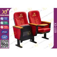 Wholesale Standard Design Ergonomic Back Rest Movie Theater Chairs With Logo On Seat Back from china suppliers