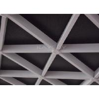 Wholesale Indoor Hanging High intensity Aluminum Ceiling Grid For Supermarkets from china suppliers
