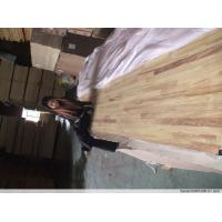 Wholesale iroko  finger jointed panels from china suppliers